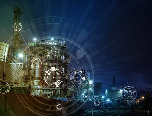 How can data visualization improve operational efficiency & HSE in the Digital Oil Field?